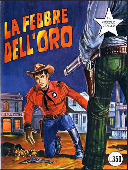 il piccolo ranger collana cowboy copertina numero 149