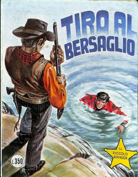 il piccolo ranger collana cowboy copertina numero 156
