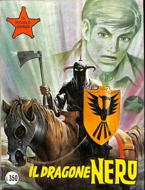 il piccolo ranger collana cowboy copertina numero 157