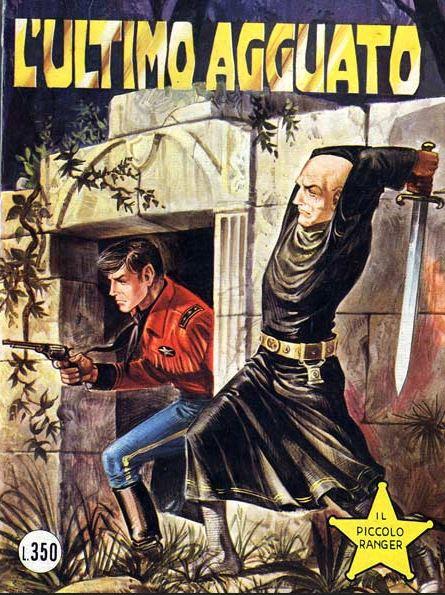 il piccolo ranger collana cowboy copertina numero 159