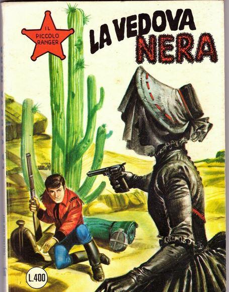 il piccolo ranger collana cowboy copertina numero 167