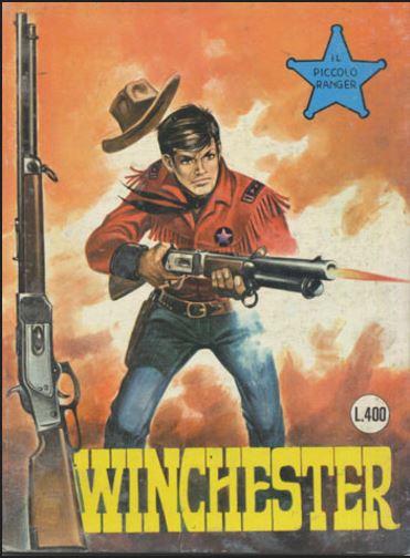 il piccolo ranger collana cowboy copertina numero 170
