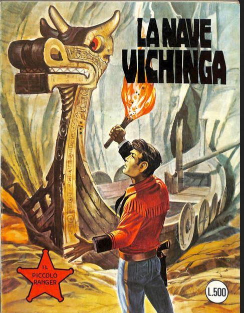il piccolo ranger collana cowboy copertina numero 182