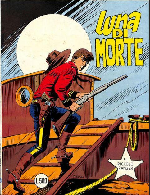 il piccolo ranger collana cowboy copertina numero 193