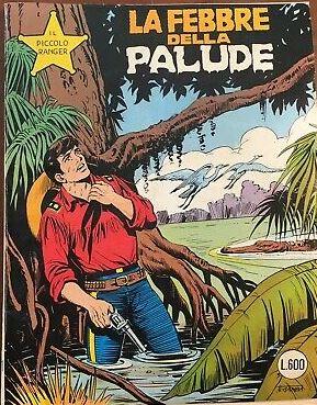 il piccolo ranger collana cowboy copertina numero 201