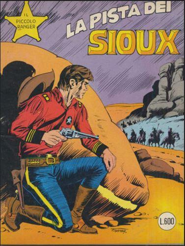 il piccolo ranger collana cowboy copertina numero 204
