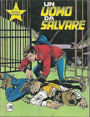 il piccolo ranger collana cowboy copertina numero 212