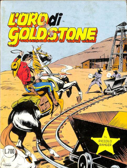 il piccolo ranger collana cowboy copertina numero 213