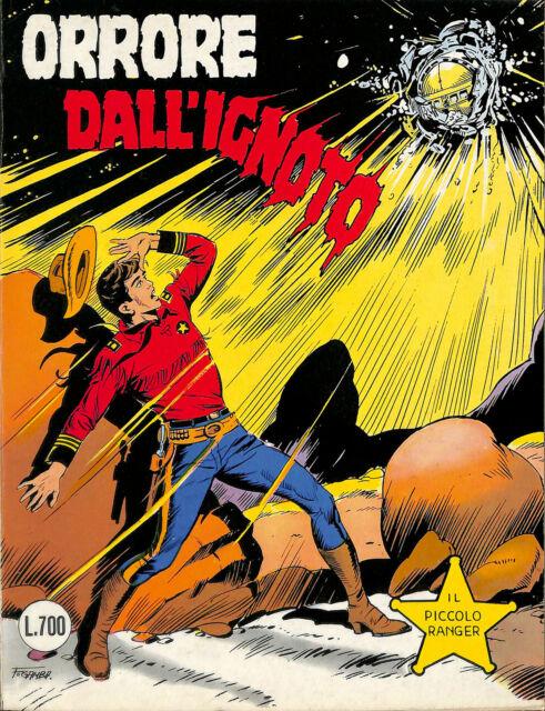il piccolo ranger collana cowboy copertina numero 214