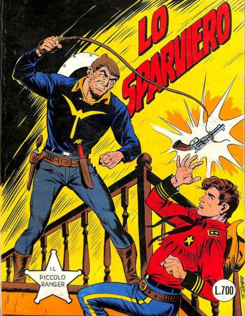 il piccolo ranger collana cowboy copertina numero 216