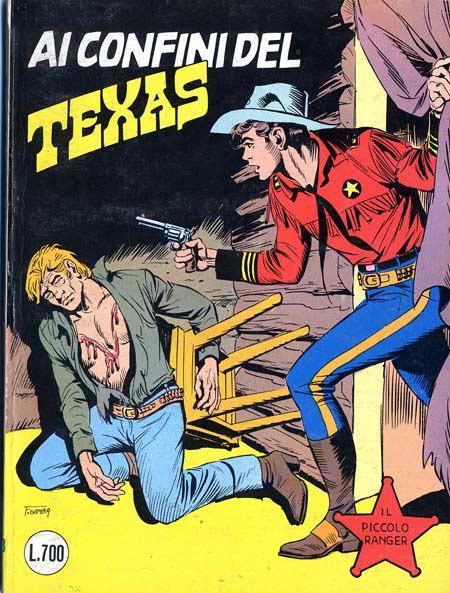 il piccolo ranger collana cowboy copertina numero 218