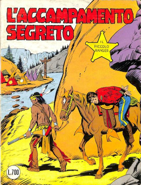 il piccolo ranger collana cowboy copertina numero 219