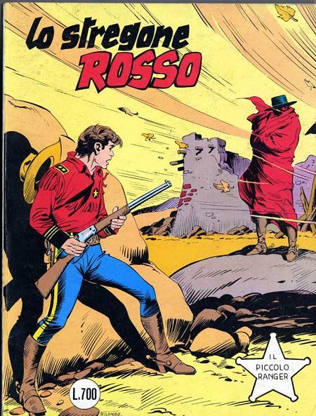il piccolo ranger collana cowboy copertina numero 220