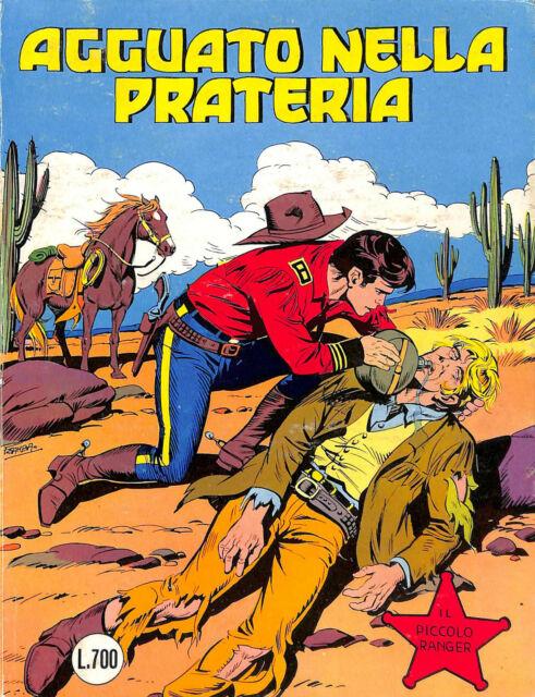 il piccolo ranger collana cowboy copertina numero 222