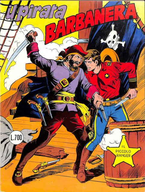 il piccolo ranger collana cowboy copertina numero 223