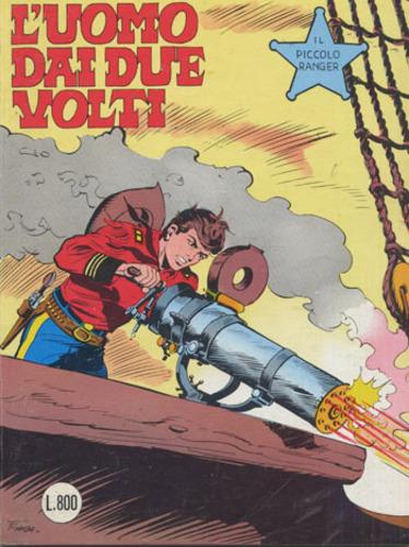 il piccolo ranger collana cowboy copertina numero 225