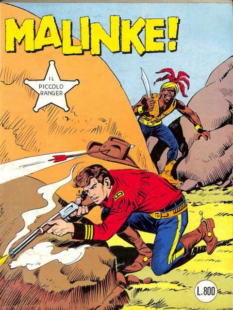 il piccolo ranger collana cowboy copertina numero 227