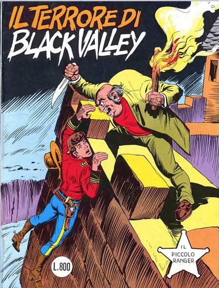 il piccolo ranger collana cowboy copertina numero 230