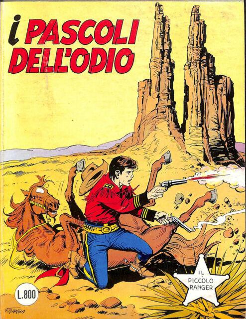 il piccolo ranger collana cowboy copertina numero 234