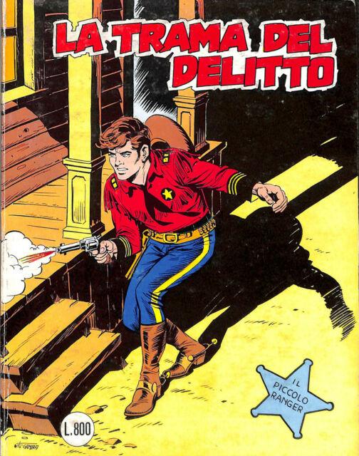 il piccolo ranger collana cowboy copertina numero 235