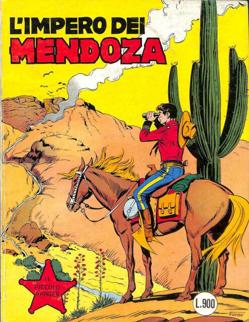 il piccolo ranger collana cowboy copertina numero 236