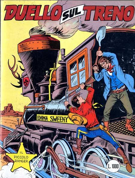 il piccolo ranger collana cowboy copertina numero 241