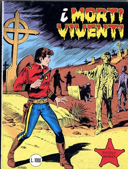 il piccolo ranger collana cowboy copertina numero 242