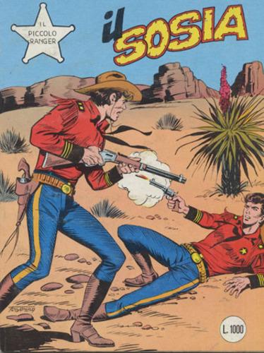 il piccolo ranger collana cowboy copertina numero 245