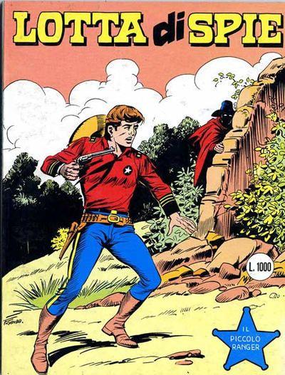 il piccolo ranger collana cowboy copertina numero 253
