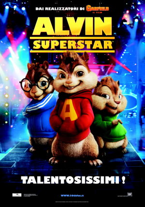 locandina del film alvin superstar