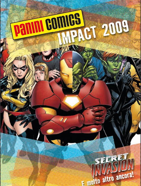 marvel impact manifesto