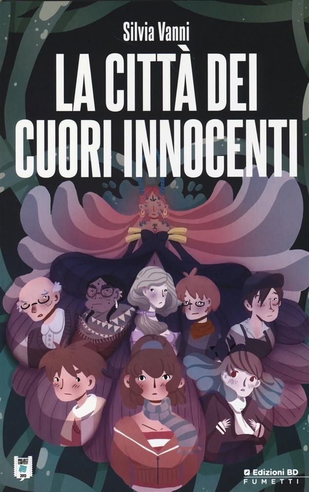 La Città dei Cuori Innocenti di Silvia Vanni, vincitore ed. 2013