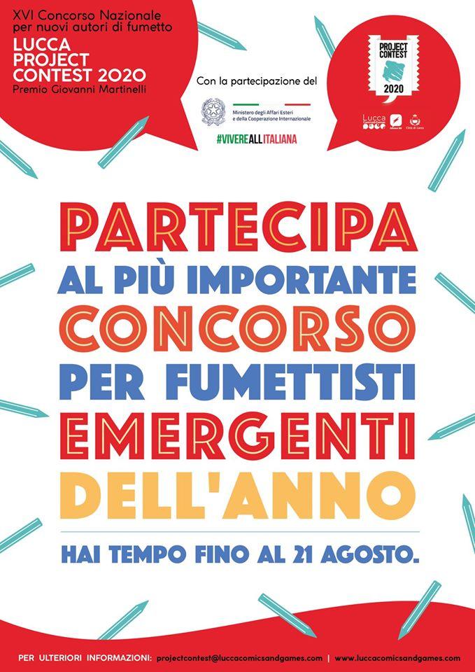 Manifesto di Lucca project 2020