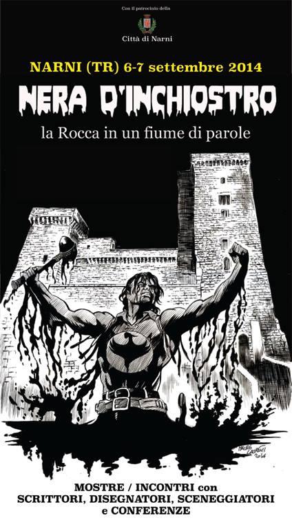 locandina di Mauro Laurenti
