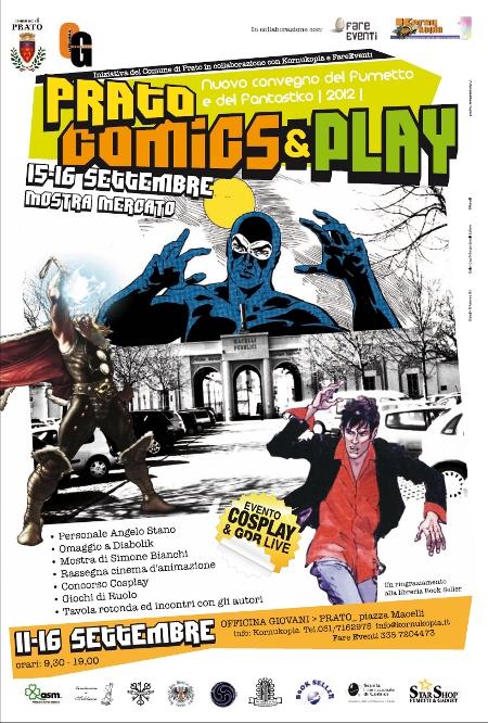 prato comics 2012