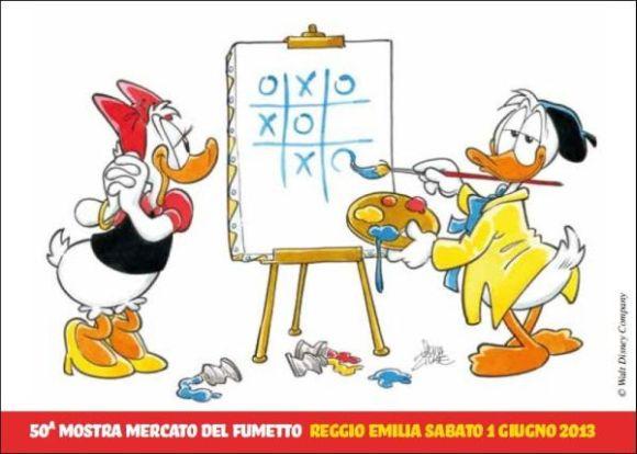 cartolina di Silvia Ziche