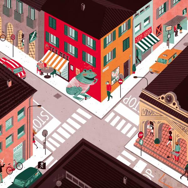 illustrazione di  Federica Bordoni