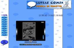 immagine del sito lupiae comix