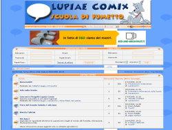 immagine del forum lupiae comix