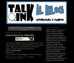 immagine del sito talkink