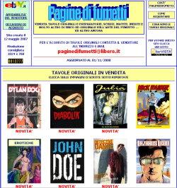 immagine pagine di fumetti