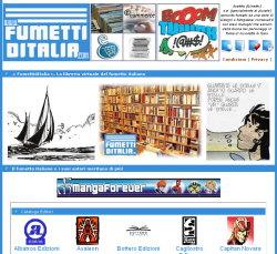 immagine fumetti d'Italia