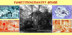 fumetto in country house