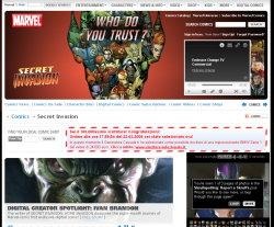 immagine secret invasion marvel