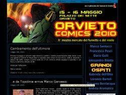 immagine ORVIETO COMICS