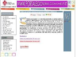 immagine portale giovani comune di Firenze