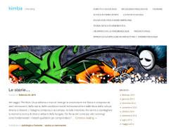 Kimba l'alter blog