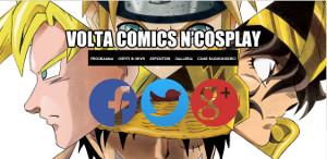 Volta Comics'N'Cosplay