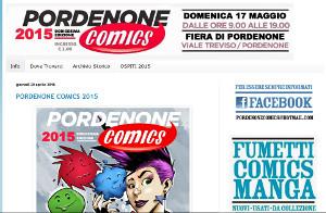 PORDENONE COMICS