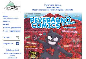 PEVERAGNO COMICS